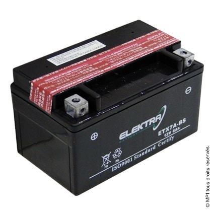 BATTERIE ETX7A-BS (YTX7A-BS)