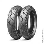 Pneu Michelin S1 : 110/80-10 58J / 3.50-10 59J / 100/80-10 53L