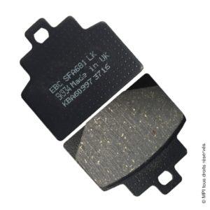 plaquettes MP3 500 ABS SFA 459