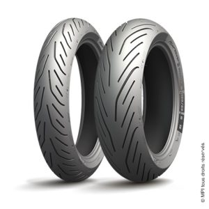 Pneu Michelin Pilot Power 3SC / 160/60-15 67H / 120/70-15 56H