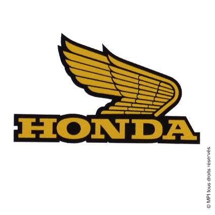 STICKERS HONDA X 2