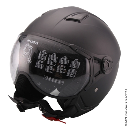 CASQUE SEMI-JET NG (M)