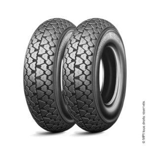Pneu Michelin S83 / 3.50-10 59J, 100/90-10 56J, PNEU 3.50-10 59J