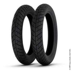 PNEU MICHELIN CITY PRO : 3.00-18 52S, 2.75-18 48S