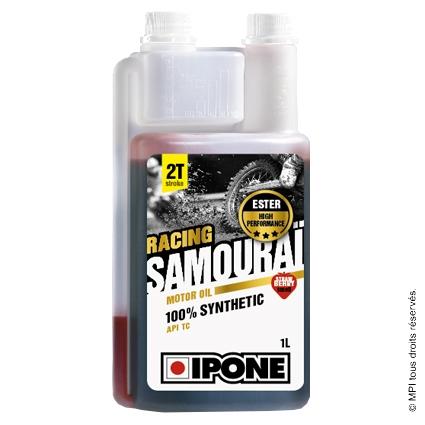 HUILE SAMOURAI RACING 2T IPONE