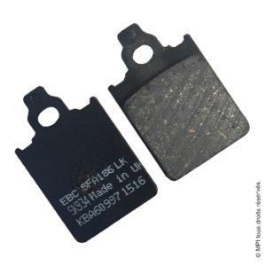 plaquettes PX 98-07 SFA 186