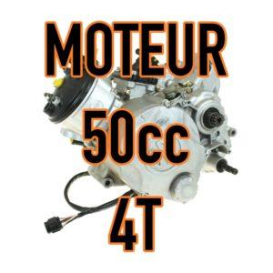 MOTEUR 50CC 4T