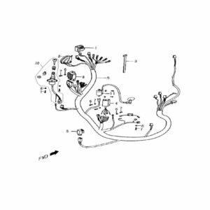 FIG.12 - Éléments électriques Oldies
