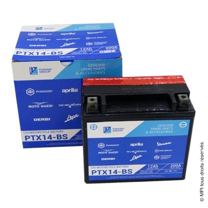 BATTERIE PTX14-BS (1R000319)
