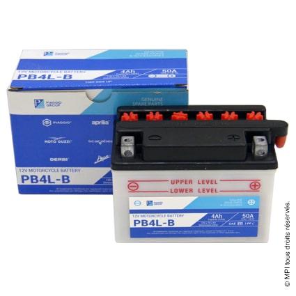 BATTERIE PB4L-B (1L004080)